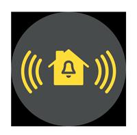 Hemkomstkontroll icon