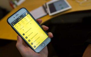 iOS SmartDok App