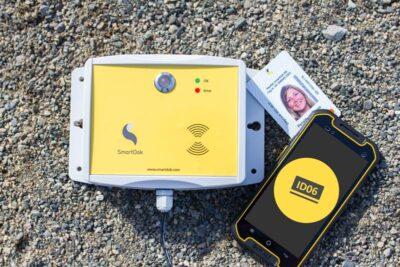 SmartDok ID06 personalliggare