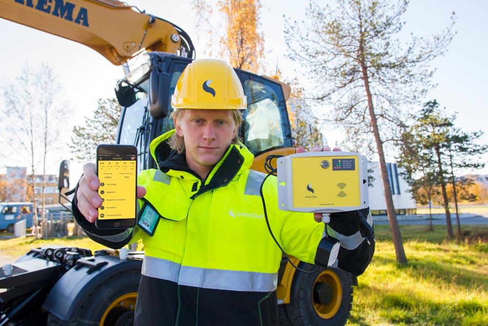 SmartDok workshop på Gotland