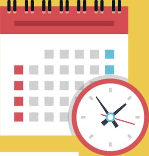 Kalender SmartDok event