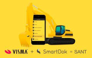 Visma blir majoritetsägare i SmartDok
