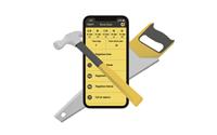 Systemet ger möjligheten att få exakt kostnadsberäkning på projekten och rapporter på hur mycket verktyg som har använts för varje projekt