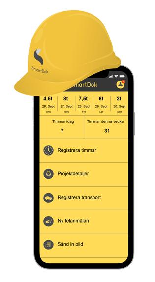 app for mobil SmartDok
