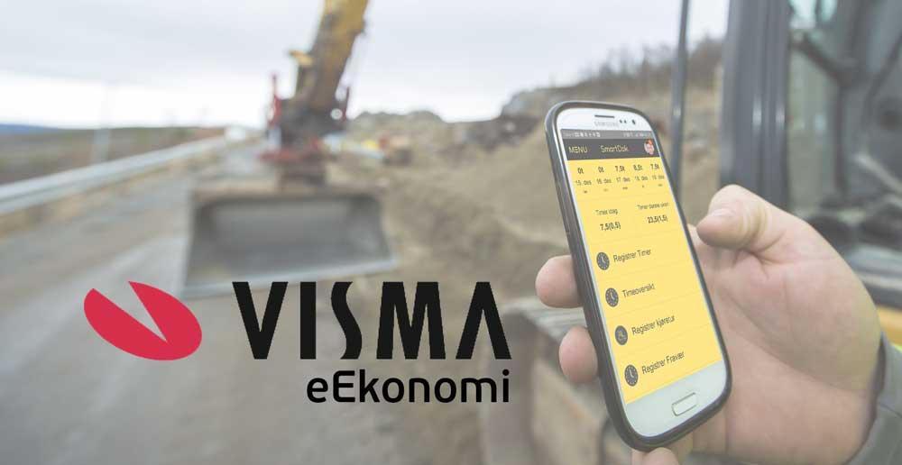 SmartDok levererar ny integration - Visma eEkonomi