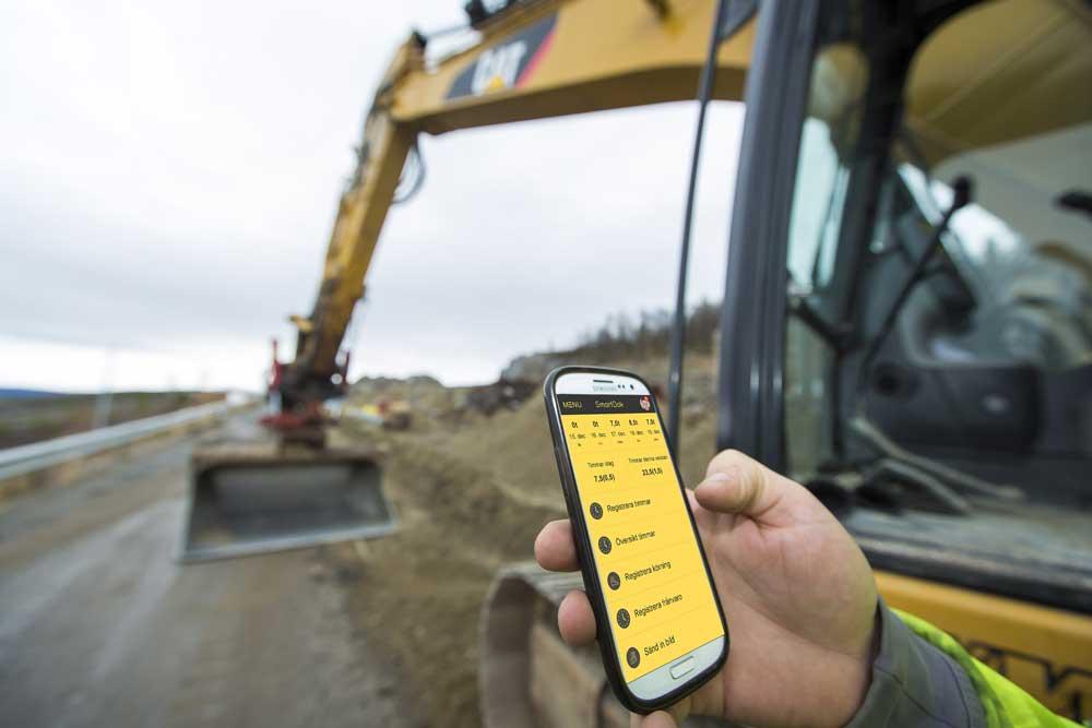Vi i SmartDok har jobbat med att digitalisera bygg- och anläggningsbranschen i 13 år.