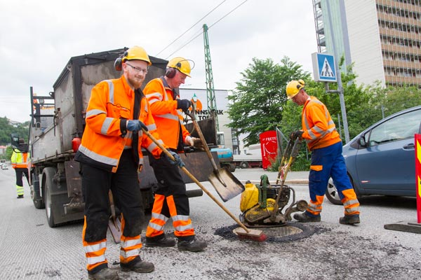 Det startade år 1855 med vattenverket för att säkra en bättre hälsa åt invånarna i Bergen. Även idag, mer än 160 år senare, är hälsa, miljö och säkerhet (HMS) Bergen Bydrifts huvudprioritet.