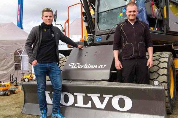 Thor og Bjørnar Workinn AS är Tromsös äldsta maskinentreprenad. Företaget kan se tillbaka på en lång rad spännande projekt som de har utfört för både privata och offentliga uppdragsgivare sedan starten år 1958.