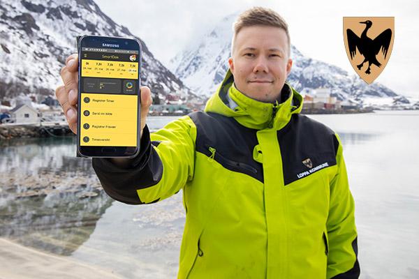 Loppa kommun tog i bruk SmartDok efter goda erfarenheter från bygg- och anläggningsbranschen.